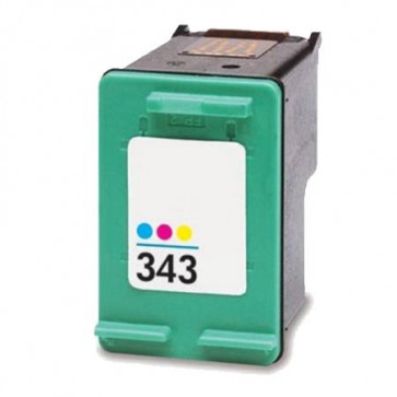 HP 343 (C8766EE) Colour, High Quality Remanufactured Ink Cartridge