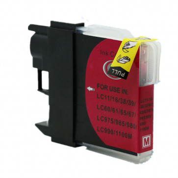 Brother LC980M Magenta, High Quality Compatible Ink Cartridge
