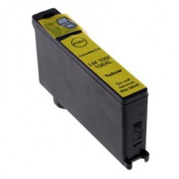 Lexmark 108 XL (14N0479E) Yellow, High Yield Remanufactured Ink Cartridge