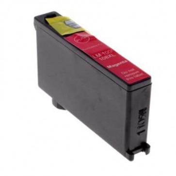 Lexmark 108 XL (14N0478E) Magenta, High Yield Remanufactured Ink Cartridge