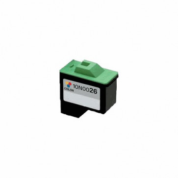 Lexmark 26 (10N0026E) Colour, High Quality Remanufactured Ink Cartridge