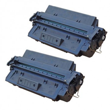 2 Multipack Canon HPC4096A High Quality Remanufactured Laser Toners. Includes 2 Black