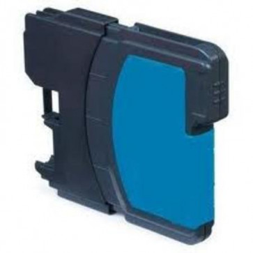 Brother LC1280 XLC Cyan, High Yield Compatible Ink Cartridge