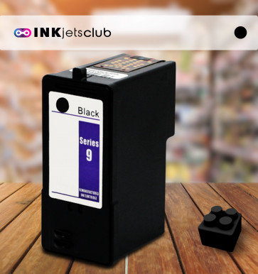 Dell MK992 Black, High Yield Remanufactured Ink Cartridge