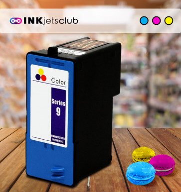 Dell MK993 Colour, High Yield Remanufactured Ink Cartridge