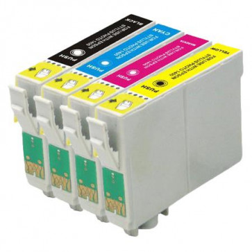 Epson T1285 (C13T12854010) High Quality Remanufactured Ink Cartridge
