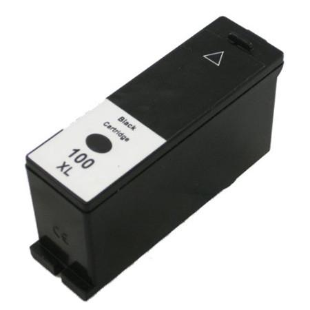 Lexmark 100 XL (14N1068E) Black, High Yield Remanufactured Ink Cartridge