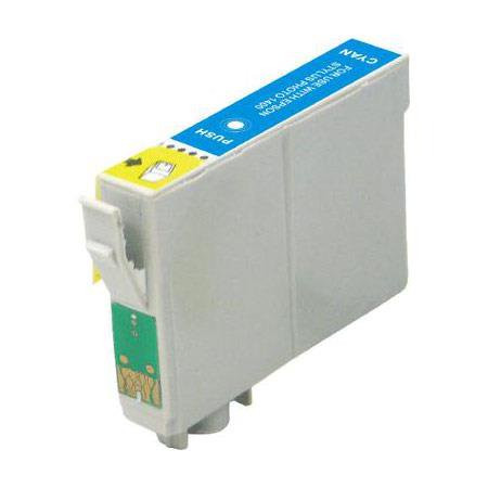 Epson T1292 (C13T12924011) Cyan, High Yield Remanufactured Ink Cartridge