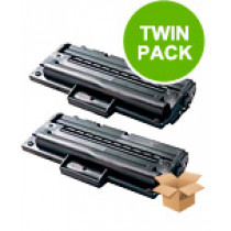 2 Multipack Samsung SCX-4720D5 High Quality  Laser Toners. Includes 2 Black