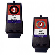 Lexmark 3 (18C1530E) Black, High Quality Remanufactured Ink Cartridge