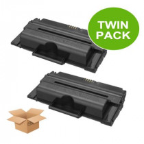 2 Multipack Samsung MLT-D2082S High Quality  Laser Toners. Includes 2 Black