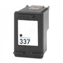 HP 337 (C9364EE) Black, High Quality Remanufactured Ink Cartridge