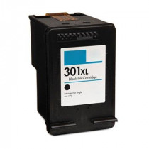HP 301 XLBK (CH563EE) Black, High Yield Remanufactured Ink Cartridge