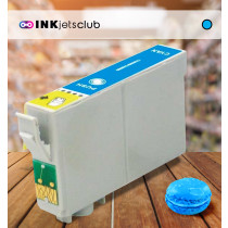 Epson T0892 (C13T08924010) Cyan, High Quality Remanufactured Ink Cartridge