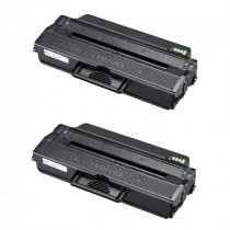 2 Multipack Samsung MLT-D103L High Quality  Laser Toners. Includes 2 Black