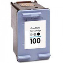 HP 100 (C9368AE) PhotoGrey, High Quality Remanufactured Ink Cartridge
