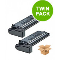 2 Multipack Samsung SCX-5312D6 High Quality  Laser Toners. Includes 2 Black