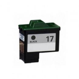 Lexmark 17 (10N0217E) Black, High Quality Remanufactured Ink Cartridge