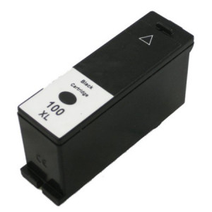 Lexmark 100 XL (14N1068E) Black, High Yield Remanufactured Ink Cartridge