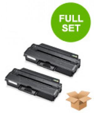 2 Multipack Samsung MLT-D103S High Quality  Laser Toners. Includes 2 Black