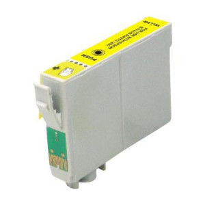 Epson T1304 (C13T13044010) Yellow, High Yield Remanufactured Ink Cartridge