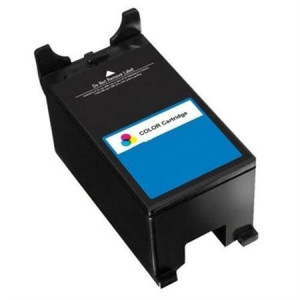 Dell 592-11297 Colour, High Yield Remanufactured Ink Cartridge