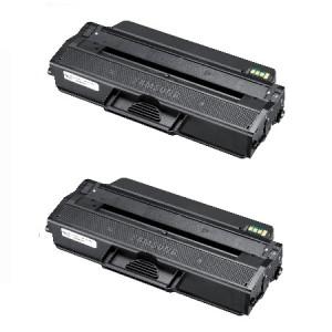 2 Multipack Samsung MLT-D103L High Quality  Laser Toners. Includes 2 Black