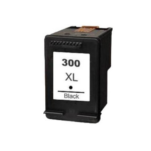 HP 300 XL (CC641EE) Black, High Yield Remanufactured Ink Cartridge