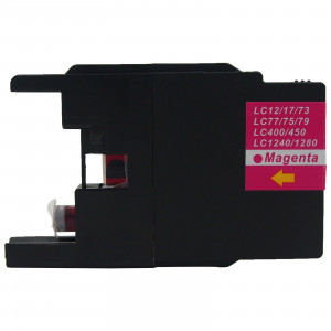 Brother LC1240M Magenta, High Quality Compatible Ink Cartridge