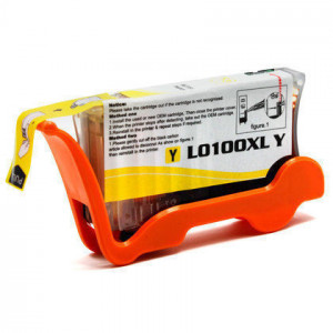 Lexmark 100 XL (14N1071E) Yellow, High Yield Remanufactured Ink Cartridge